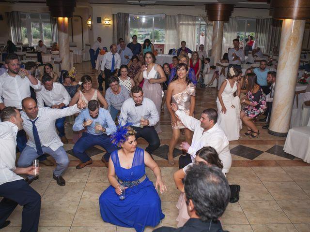 La boda de Javier y Cristina en Purullena, Granada 44