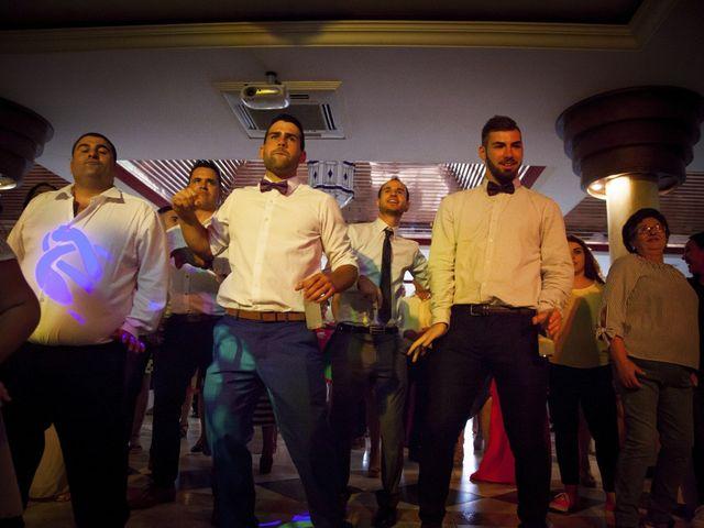 La boda de Javier y Cristina en Purullena, Granada 45