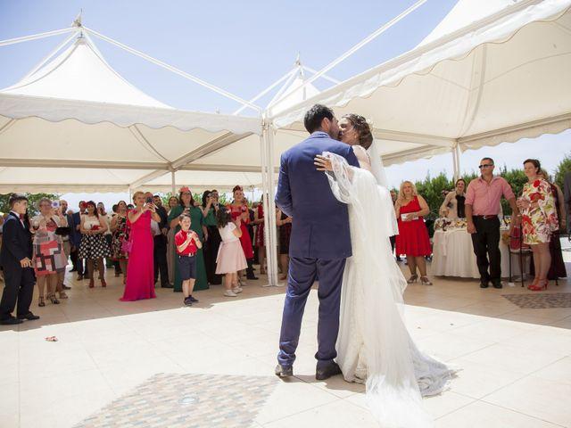 La boda de Javier y Cristina en Purullena, Granada 47