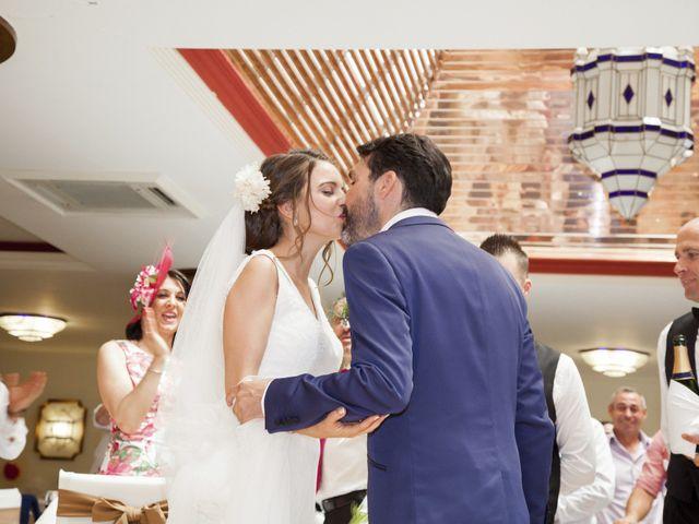 La boda de Javier y Cristina en Purullena, Granada 48