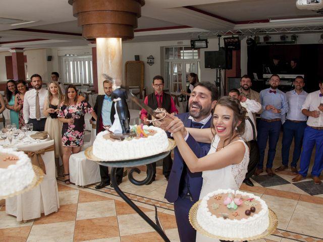 La boda de Javier y Cristina en Purullena, Granada 50
