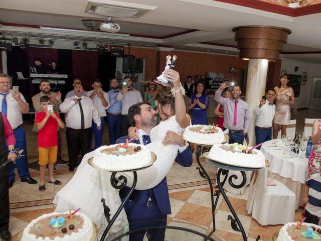 La boda de Javier y Cristina en Purullena, Granada 51