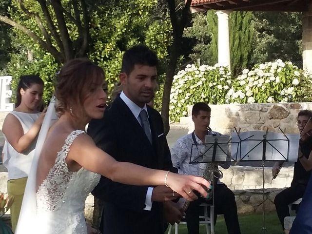La boda de Rebeca y Jorge