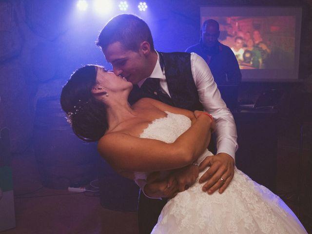 La boda de Fernando  y Lidia en Laguardia, Álava 2