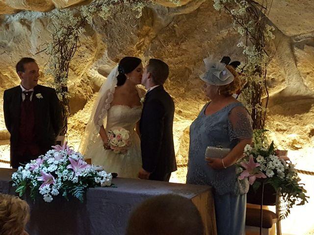 La boda de Fernando  y Lidia en Laguardia, Álava 7