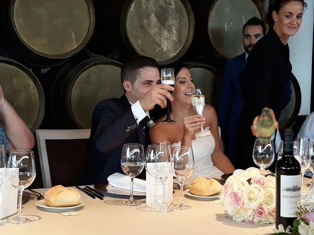 La boda de Fernando  y Lidia en Laguardia, Álava 11