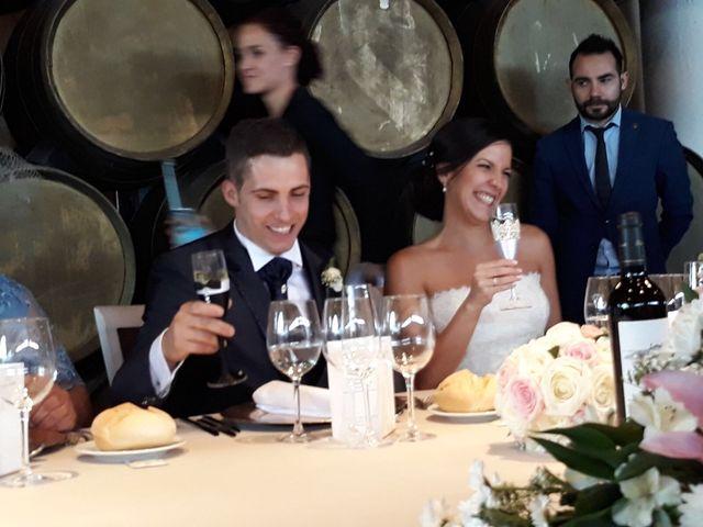 La boda de Fernando  y Lidia en Laguardia, Álava 12