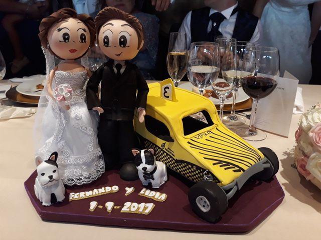 La boda de Fernando  y Lidia en Laguardia, Álava 13