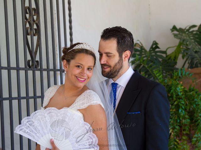 La boda de César y Gisela en La Victoria, Córdoba 4