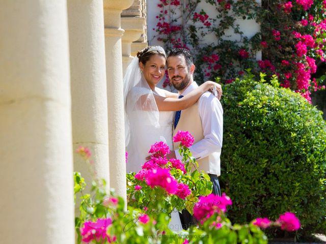 La boda de César y Gisela en La Victoria, Córdoba 8