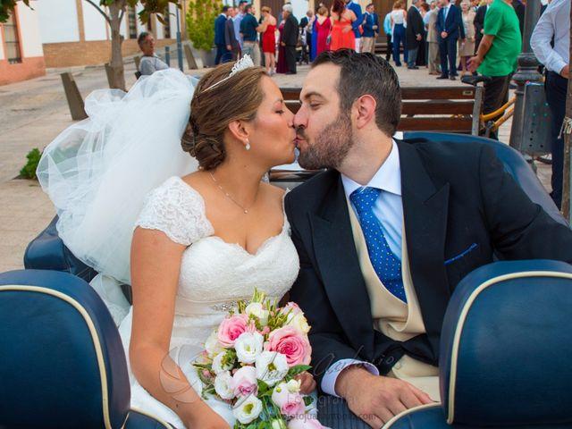 La boda de César y Gisela en La Victoria, Córdoba 38