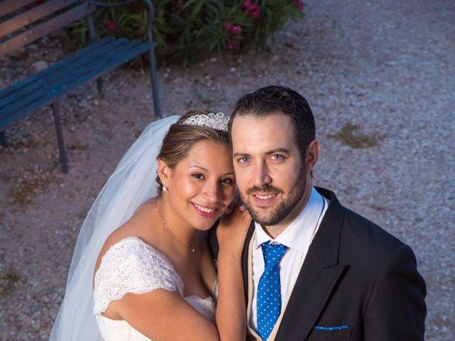 La boda de César y Gisela en La Victoria, Córdoba 39