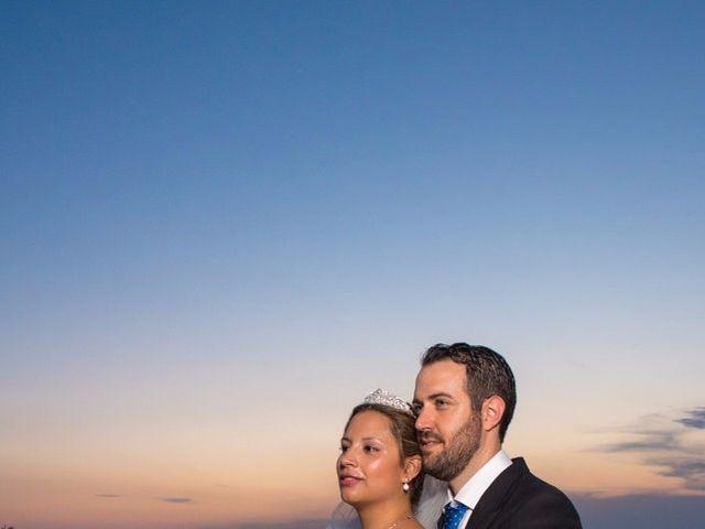La boda de César y Gisela en La Victoria, Córdoba 2