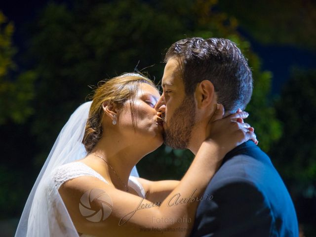 La boda de César y Gisela en La Victoria, Córdoba 45