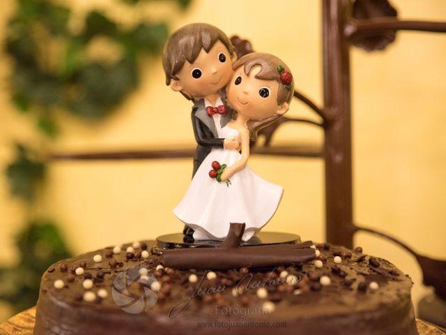 La boda de César y Gisela en La Victoria, Córdoba 46