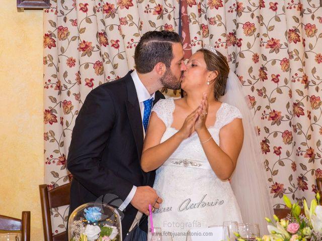 La boda de César y Gisela en La Victoria, Córdoba 49