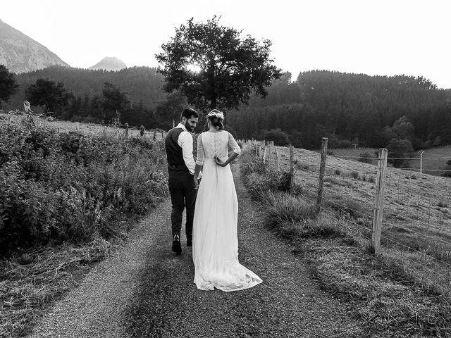 La boda de Leire y Imanol