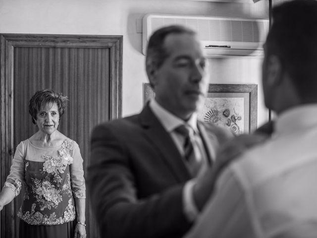 La boda de Raúl y Ana en Banyeres De Mariola, Alicante 1