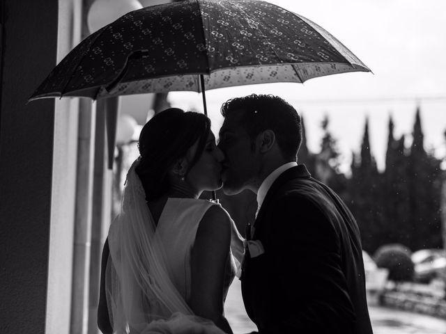 La boda de Raúl y Ana en Banyeres De Mariola, Alicante 14