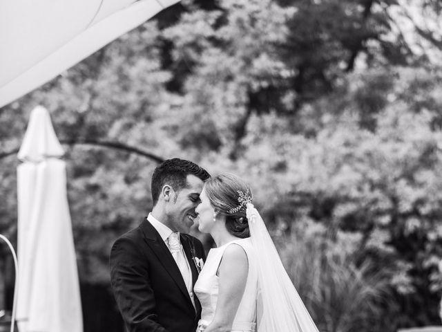 La boda de Raúl y Ana en Banyeres De Mariola, Alicante 15