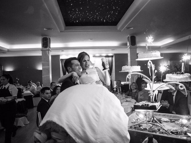 La boda de Raúl y Ana en Banyeres De Mariola, Alicante 17
