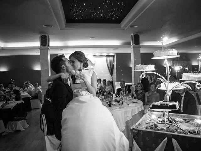 La boda de Raúl y Ana en Banyeres De Mariola, Alicante 18