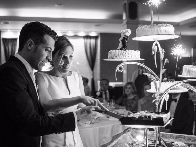 La boda de Raúl y Ana en Banyeres De Mariola, Alicante 19