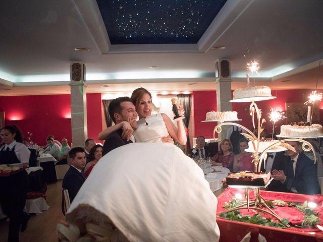La boda de Raúl y Ana en Banyeres De Mariola, Alicante 21