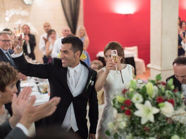 La boda de Raúl y Ana en Banyeres De Mariola, Alicante 22