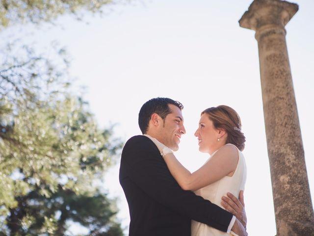 La boda de Raúl y Ana en Banyeres De Mariola, Alicante 28