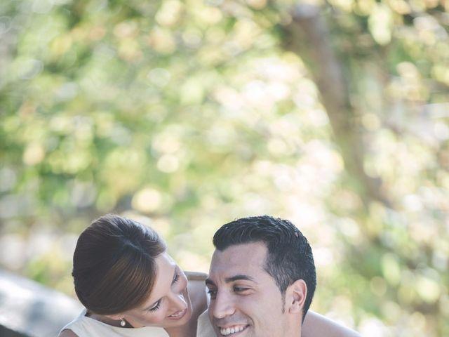 La boda de Raúl y Ana en Banyeres De Mariola, Alicante 30