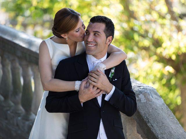 La boda de Raúl y Ana en Banyeres De Mariola, Alicante 31