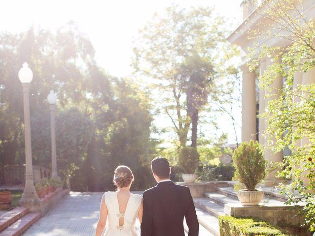 La boda de Raúl y Ana en Banyeres De Mariola, Alicante 36
