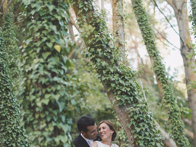La boda de Raúl y Ana en Banyeres De Mariola, Alicante 38