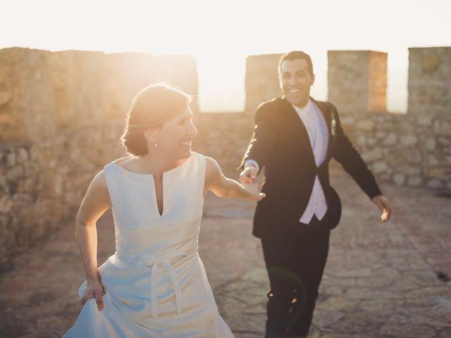 La boda de Raúl y Ana en Banyeres De Mariola, Alicante 43