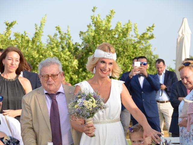 La boda de Ramón y Sara en La Calera, Burgos 4