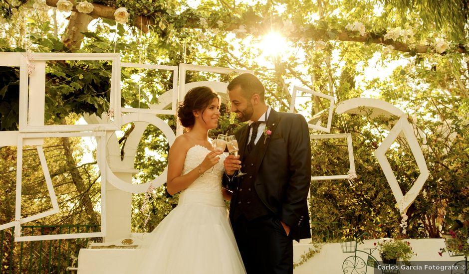 La boda de Carlos y Angela en El Bruc, Barcelona