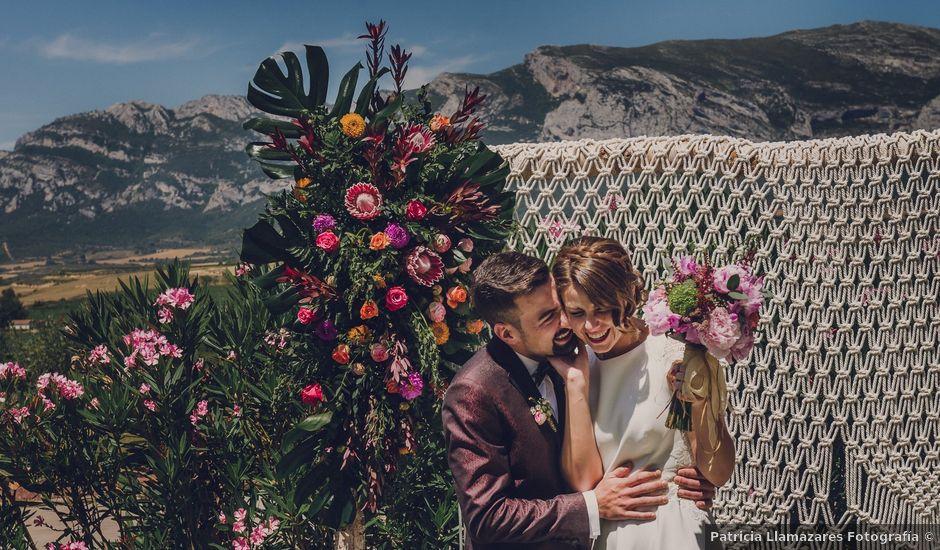 La boda de Julen y María en Laguardia, Álava