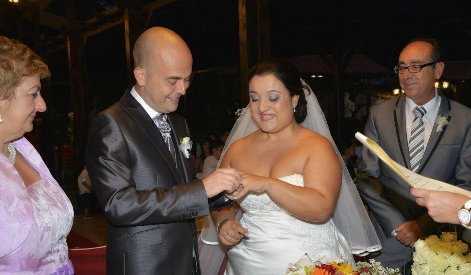 La boda de Ines y Sergio en Chiva, Valencia