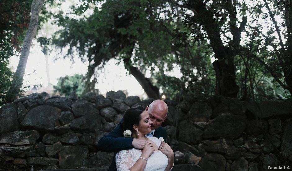 La boda de Stuart y María en Dénia, Alicante