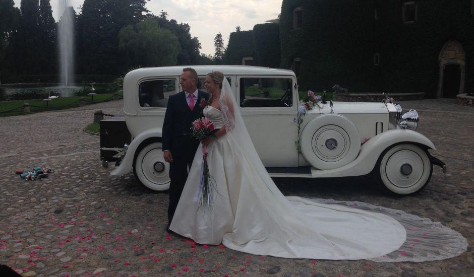 La boda de Katie y Timo en Peralada, Girona