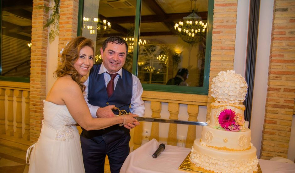 La boda de Juanjo y Soraya en Ciudad Quesada, Alicante
