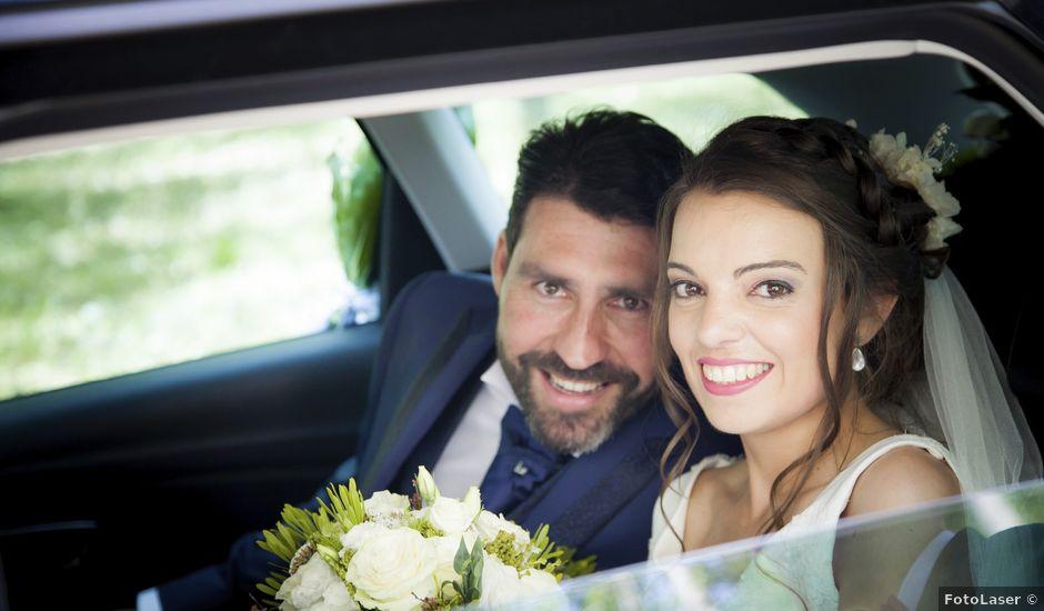 La boda de Javier y Cristina en Purullena, Granada