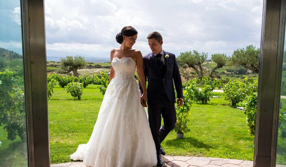 La boda de Fernando  y Lidia en Laguardia, Álava