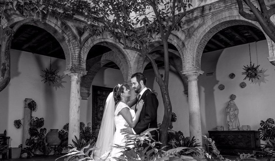 La boda de César y Gisela en La Victoria, Córdoba