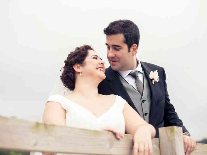 La boda de Jone y Dani