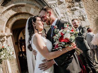 La boda de Sara y Jorge