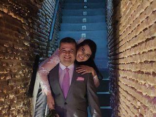 La boda de Paulette y Juan Carlos