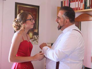 La boda de Paz y Rafa 2