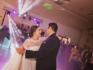 La boda de María Fernanda y Jon